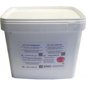 Glycerine gietzeep condens & zweetvrij* 25 kilo transparant